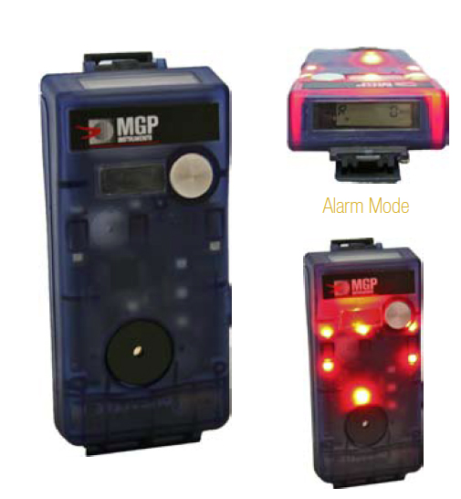 Remote Monitoring System : Mirion wrm and dm ipam tx transmitter wireless